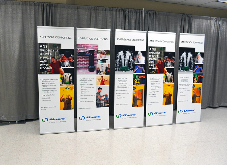 Trade Show Booth Examples | Trade Show Banner Examples