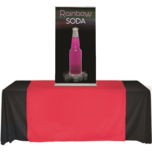 rbsc24 table top banner Stand 24 x 56
