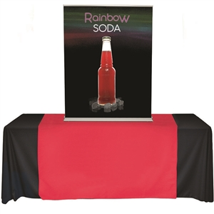 rbsc36 table top banner Stand 36 x 60