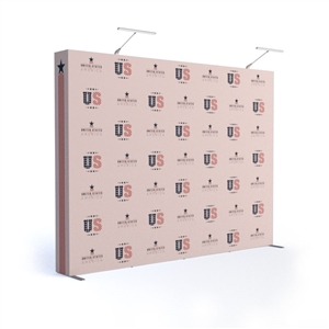 Tension Fabric Pop Up Trade Show Display