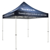 Deluxe full color print event tent