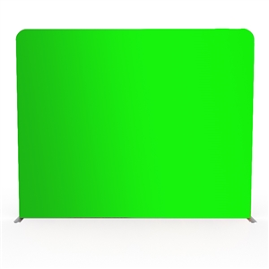 Wave Tube 10ft modular green screen kit